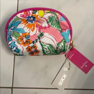 NWT Lilly Pulitzer Target 20 yrs travel clutch
